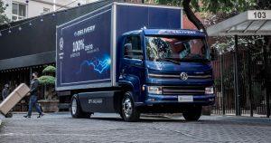 e-Delivery Volkswagen