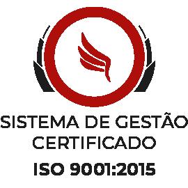 SELO DELLA ROSA SISTEMA DE GESTÃO CERTIFICADO ISO 9001:2015
